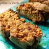 Eggless Gingerbread Biscotti