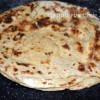 Layered Sesame Paratha