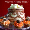 Pongal Pot Cake and Pongal Wishes