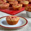 Eggless Jam Swirled Muffins-Baking Eggless Challenge for June
