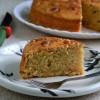 Eggless Mawa Cake
