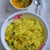 Rice Sevai Upma