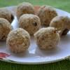Rava Laddu With Palm Sugar