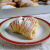 Eggless Sfogliatelle Ricci- An Italian Pastry - Tribute To Lis - Queen Of Daring Bakers