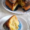 Eggless Italian Rose Cake / Torta Delle Rose Del Garda