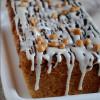 Eggless Surprise Inside Butterscotch Cake