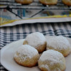 Eggless Maamoul - Egyptian Cookies