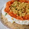 Savoury Urad Dhal Cake/ Dahi Vada Cake