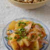 Armenian Baked Potatoes