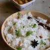 Thengaipaal Saadam / Coconut Milk Rice