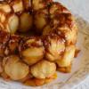 Mango Pull Apart Bread / Mango Monkey Bread - #BreadBakers