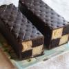 How To Make Eggless Chocolate Battenberg Cake - Video Recipe