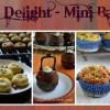 Kid's Delight - Mini Bakes - Round Up