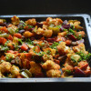 Oven Roasted Vegetables - Easy Paleo Lunch Recipe