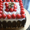 How To Make Black Forest Cake Without Oven - Baking in Pressure Cooker