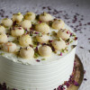 Eggless Rasmalai Cake - Video Recipe