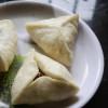 Chinese Steamed Sugar Buns - #BreadBakers