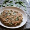 Ponnanganni Cholam Roti / Jowar Roti