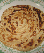 Wheat Parotta