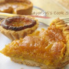 Eggless Pumpkin Pie