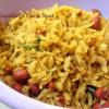 Aval/ Poha/ Rice Flakes Puliodharai