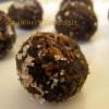 Oats Cocoa Balls