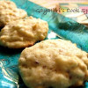 Eggless Banana Drop Cookies