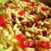 Masala Pori with Pumpkin Seeds