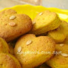 Eggless Pumpkin Cookies