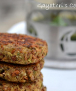 Sprouts Cutlet