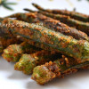 Stuffed Okra Stir Fry