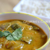 Therakkal - Chettinad Eggplant Gravy