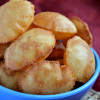Puri For Chaat