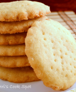 Vegan Salt Biscuits