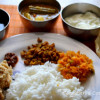 Simple South Indian Thali
