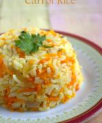 Carrot Rice