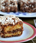 Eggless Lamington