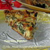 Eggless Spinach and Cheese Quiche - Round Up