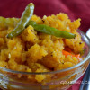 Instant Pumpkin and Green Chilly Pickle