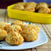 Eggless Corn Flakes Cookies