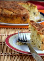 Eggless Butter Cake