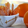 Homemade Candied Orange Peel