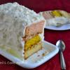 Eggless Neapolitan Cake