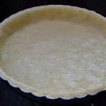 How To Line A Pie Dish with Short Crust Pastry
