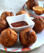 Sweet Potato Bread Rolls