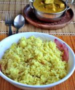 Arroz Com Coco - Goan Coconut Rice