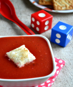 Tomato Soup - Restaurant Style