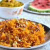 Watermelon Pulao