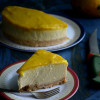 Eggless No Bake Mango Cheese Cake Recipe