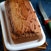 Eggless Strawberry Bread - A Guest Post For Kalyani